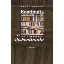 Kontinuita a diskontinuita - Braňo Hochel - e-kniha