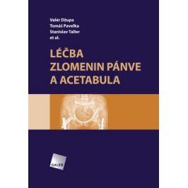 Léčba zlomenin pánve a acetabula - Valér Džupa, Tomáš Pavelka, Stanislav Taller - e-kniha