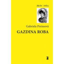 Gazdina roba - Gabriela Preissová - e-kniha