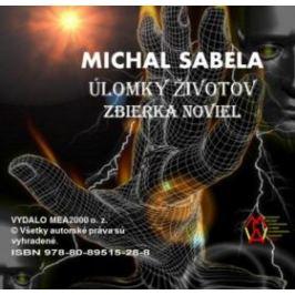 Úlomky životov – Zbierka noviel - Michal Sabela - e-kniha