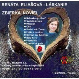 Láskanie - Renáta Eliašová - e-kniha