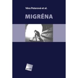 Migréna - Věra Peterová - e-kniha