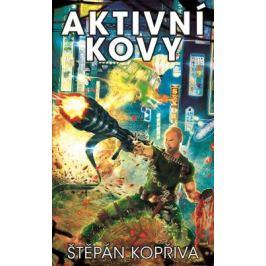 Aktivní kovy - Štěpán Kopřiva - e-kniha