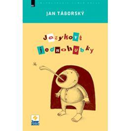 Jazykové jednohubky - Jan Táborský - e-kniha