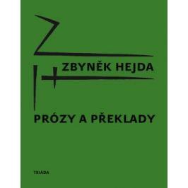 Prózy a překlady - Zbyněk Hejda - e-kniha