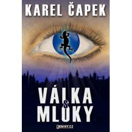 Válka s mloky - Karel Čapek - e-kniha