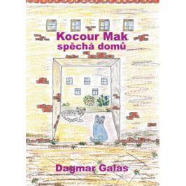 Kocour Mak spěchá domů - Dagmar Galas - e-kniha