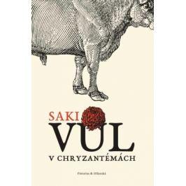Vůl v chryzantémách - Saki - e-kniha