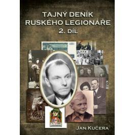 Tajný deník ruského legionáře - 2. díl - Jan Kučera - e-kniha