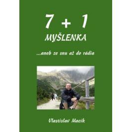 7+1 myšlenka - Vlastislav Macík - e-kniha