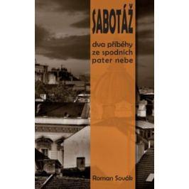 Sabotáž - Sovák Roman - e-kniha