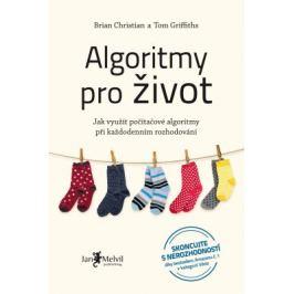 Algoritmy pro život - Brian Christian, Tom Griffiths - e-kniha
