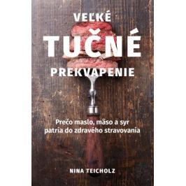 Veľké tučné prekvapenie - Teicholz Nina - e-kniha