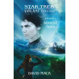 Star Trek: Volání osudu - Bohové noci - David Mack - e-kniha