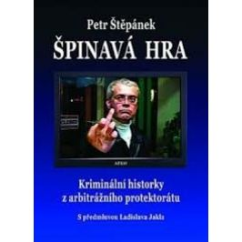 Špinavá hra - Petr Štěpánek - e-kniha
