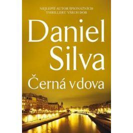 Černá vdova - Daniel Silva - e-kniha