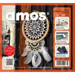 Amos - podzim 2016 - Tvořivý Amos - e-kniha
