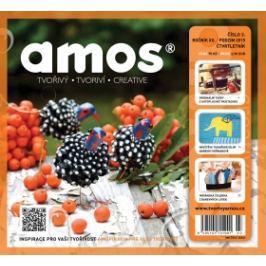 Amos - jaro 2015 - Tvořivý Amos - e-kniha