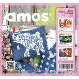 Amos - léto 2015 - Tvořivý Amos - e-kniha
