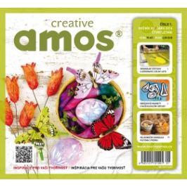 Amos - jaro 2014 - Tvořivý Amos - e-kniha