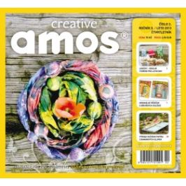 Amos - léto 2013 - Tvořivý Amos - e-kniha