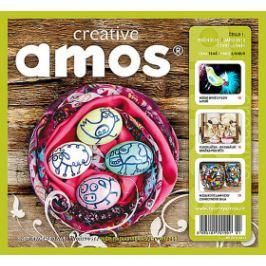 Amos - jaro 2012 - Tvořivý Amos - e-kniha