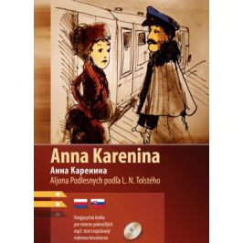 Anna Karenina - Lev Nikolajevič Tolstoj - e-kniha