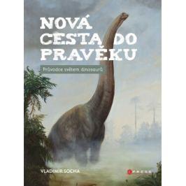 Nová cesta do pravěku - Vladimír Socha - e-kniha