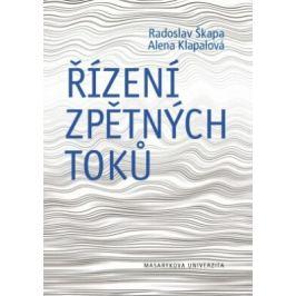 Řízení zpětných toků - Alena Klapalová, Radoslav Škapa - e-kniha