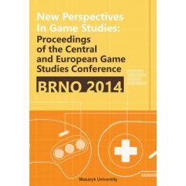 New Perspectives in Game Studies - Jaroslav Švelch, Tomáš Bártek, Jan Miškov, Zdeněk Záhora - e-kniha