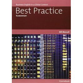 Best Practice: elementary - coursebook - Kerridge D., Bill Mascull