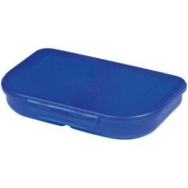 Box na svačinu modrý