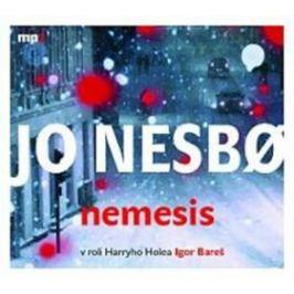 Nemesis - Jo Nesbø - audiokniha