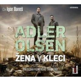 Žena v kleci - Jussi Adler-Olsen - audiokniha