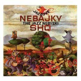 Jazzové nebajky - Karel Velebný - audiokniha