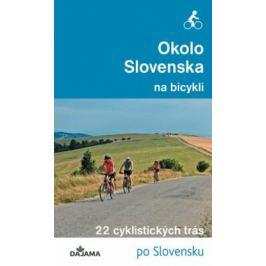 Okolo Slovenska na bicykli - Peter Jankovič