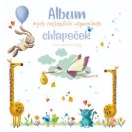 Album mých nejlepších vzpomínek: chlapeček - Anna Lángová