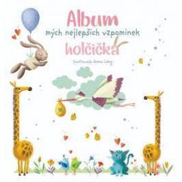 Album mých nejlepších vzpomínek: holčička - Anna Lángová