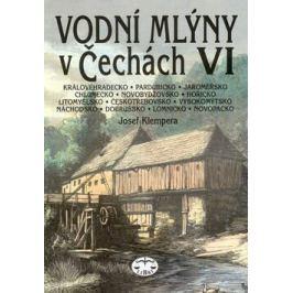 Vodní mlýny v Čechách VI. - Josef Klempera