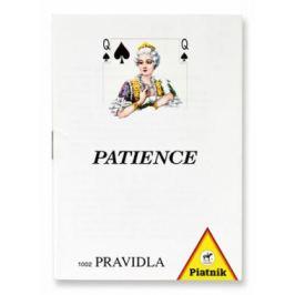 Patience - Pravidla