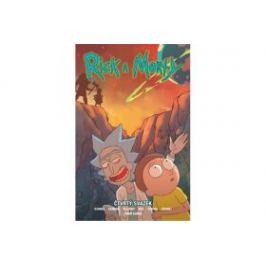 Rick a Morty 4 - Zac Gorman