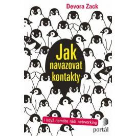 Jak navazovat kontakty i když nemáte rádi networking - Zacková Devora