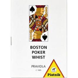 Poker, Whist - Pravidla