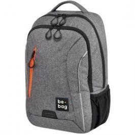 Studentský batoh be.bag 2 - Grey Melang
