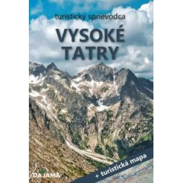 Vysoké Tatry + mapa - Ján Lacika
