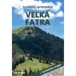 Velká Fatra + mapa - Peter Podolák