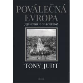 Poválečná Evropa - Tony Judt