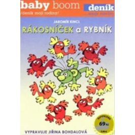 Rákosníček a rybník - Zdeněk Smetana - audiokniha