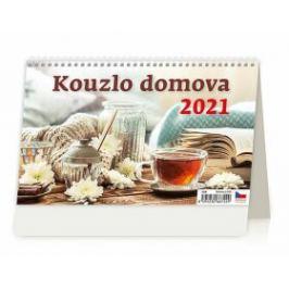 Koulo domova - stolní kalendář 2021