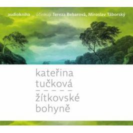 Žítkovské bohyně - Kateřina Tučková - audiokniha
